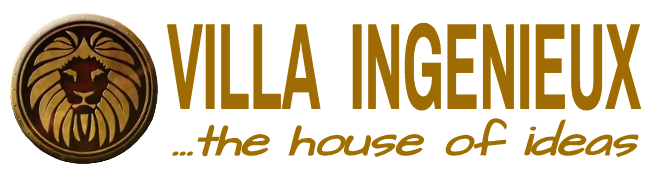 Villa Ingenieux - House of Ideas